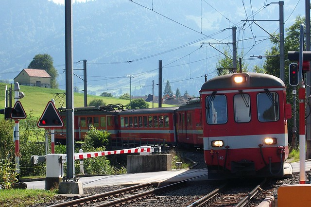 Appenzeller Bahnen Urnäsch Switzerland 2012