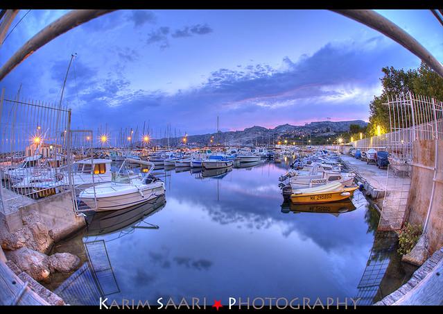 ★ Marseille, le port de l'Estaque ~ Karim SAARI ©