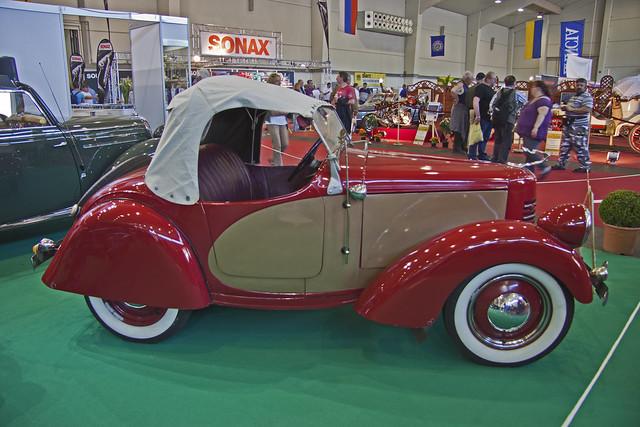 American Bantam Model 60 Roadster 1938 (7653)