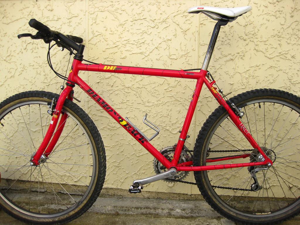 Retro Diamondback Apex 1991 | I'm restoring this steel beaut