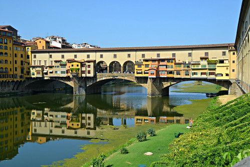 Ponte Vecchio, Florence, Italy | by blmiers2