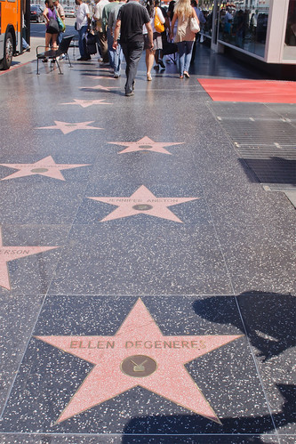 Hollywood Walk of Fame | by InSapphoWeTrust