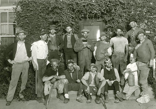 The Hobo Club in 1924