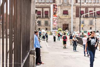 mexico city cathedral   by EnzopieroV