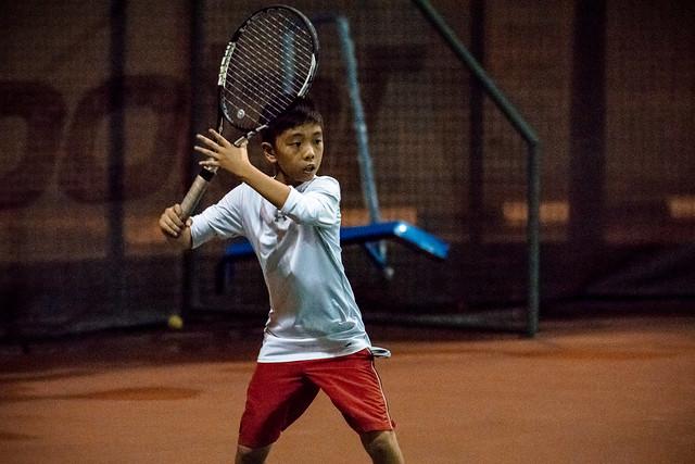 Singapore National Games 2016: Tennis