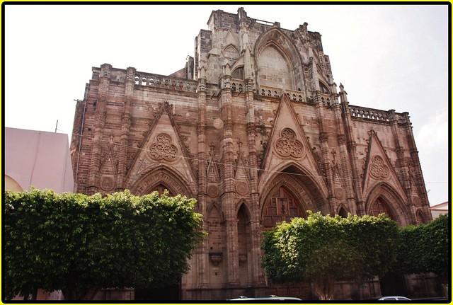 Templo Expiatorio del Sagrado Corazón de Jesús,Zamora,Estado de Michoacán,México