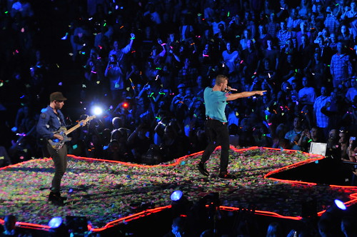 Coldplay at the Xcel Energy Center | by mrbula