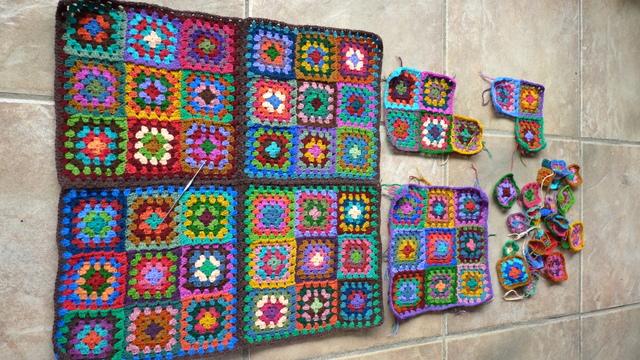Blanket for my son, Daniel