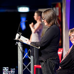 Ali Smith at the Scottish Mortgage Investment Trust awards | Ali Smith reads from her novel There But For The at the Scottish Mortgage Investment Trust awards