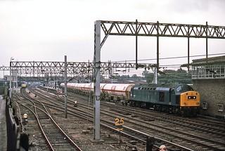 40145, Stafford, September 1982   by David Rostance