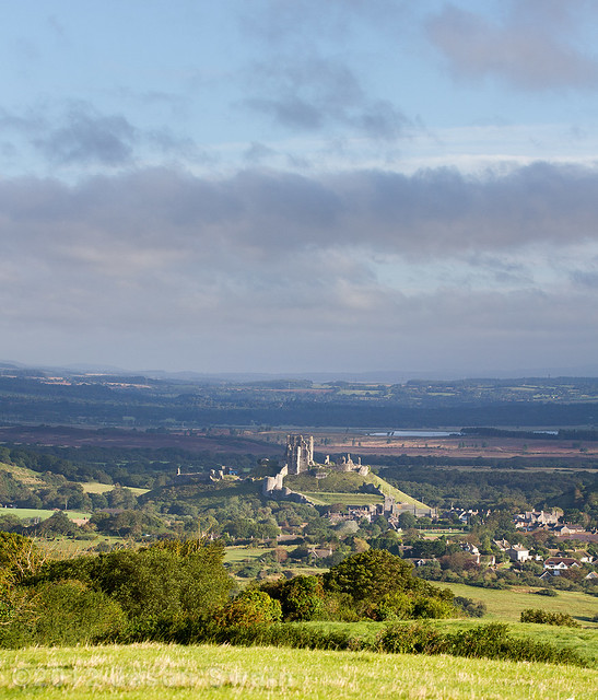 Corfe Castle Monday Blues