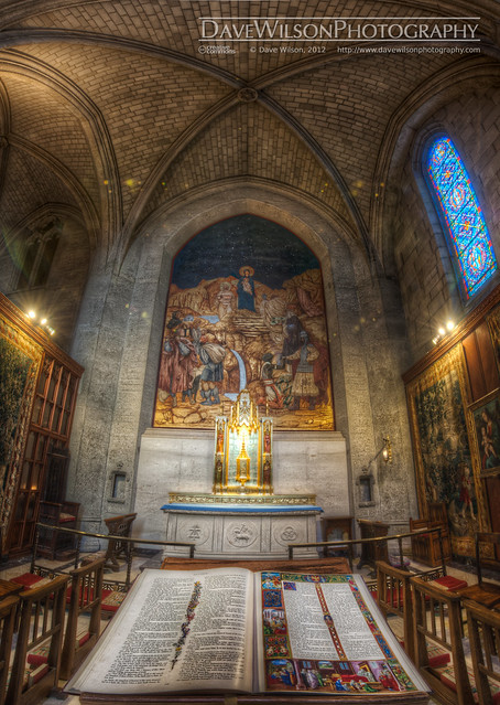 Side Chapel, Grace Cathedral, San Francisco