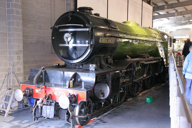 LNER ( Doncaster ) Gresley Class V2 2-6-2 4771 'Green Arrow'