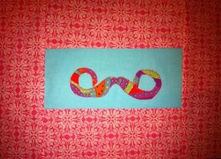 NZ Mo' block made by Jenny Hall