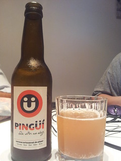 Pingüí Ale with an edge | by pep_tf