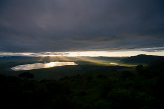 Ngorongoro Sunrise | by Ganesh raghunathan