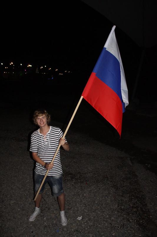 31 - Россия впереди