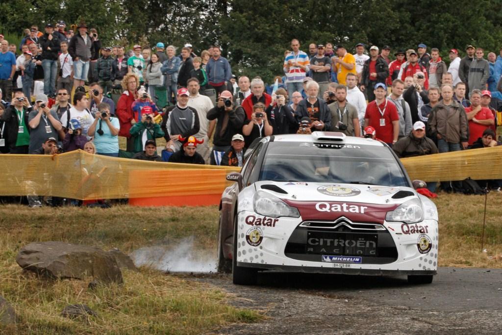 Deutschland Rallye Live