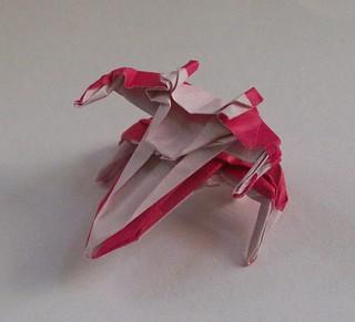 X-Wing v0.0 | by starwarigami