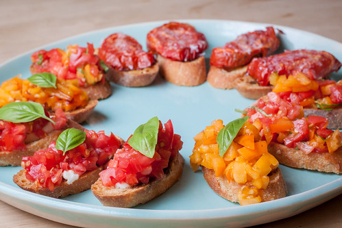 Bruschetta [243/366] | by timsackton