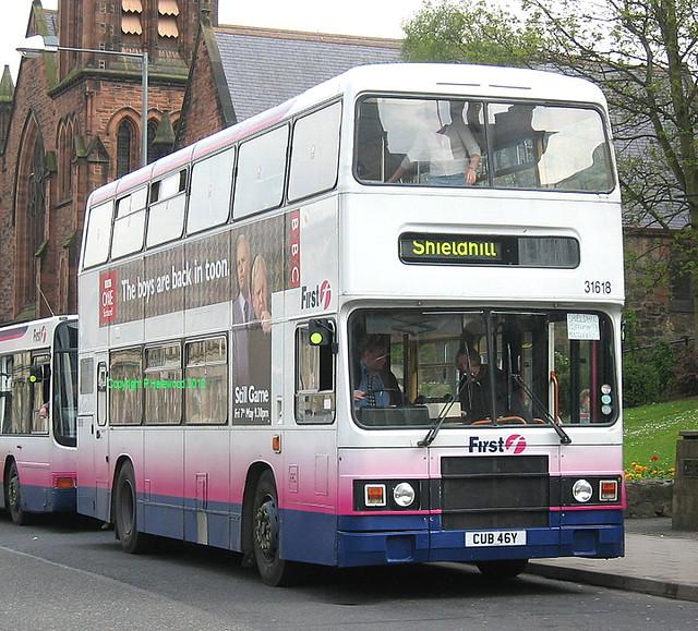 First Midland 31618 (CUB46Y)