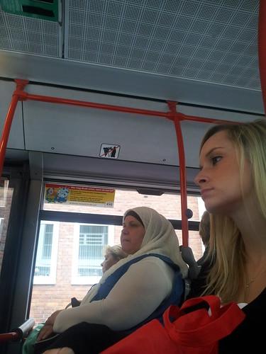 Voyeur Bus Girl   Tim Hansen   Flickr