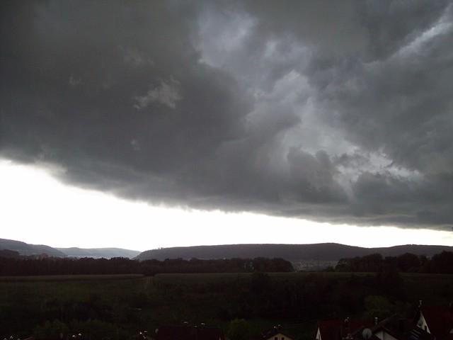 Ein Unwetter zieht auf - Trilogie 1