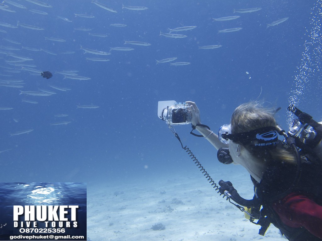 PADI Scuba Diving Course In Phuket Thailand