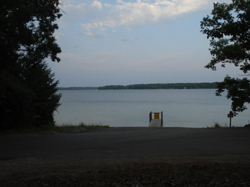 DSC08778   Day 5, 62 miles. Barnes County Park, Eastport ...