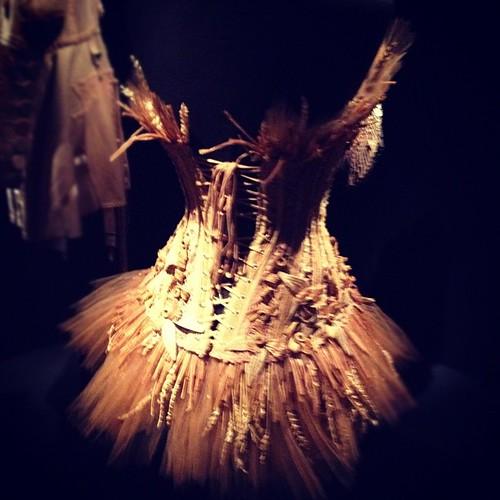 corset addiction #gaultier   by sarahwulfeck
