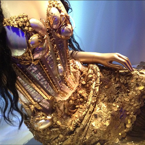 wouldn't you just kill to wear this? #gaultier #nofilter | by sarahwulfeck
