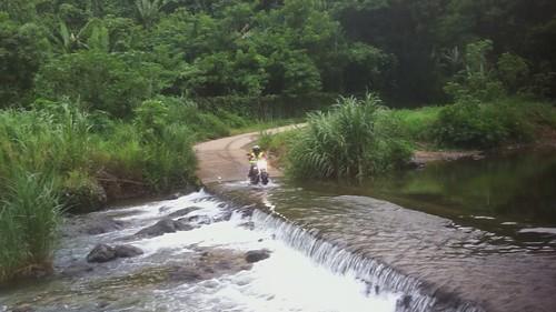 rio ruta puertorico lares presa oeste motociclismo mototurismo casadepiedra