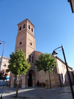 Parroquia de San Sebastian Martir