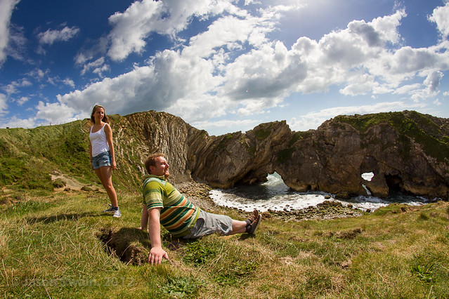 Dorset Holiday Snaps #2 - Stair Hole