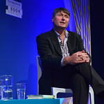 Simon Armitage | Simon Armitage on stage