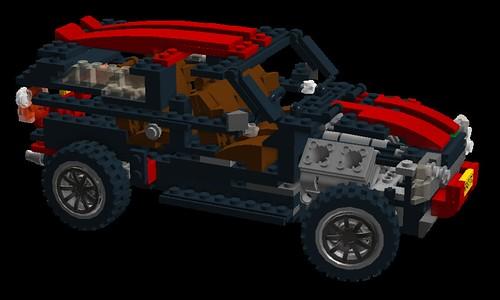 Bowler EXR-S Cutaway