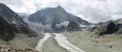 Extreme Environments: The Glacier de Cheilon, Mont Blanc de Cheilon and Cabine des Dix - Val d'Hérens, Valais, Switzerland