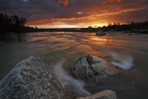 california longexposure bridge sunset northerncalifornia landscape folsom boulder filter lee sacramento grad lakenatoma gnd ernogy