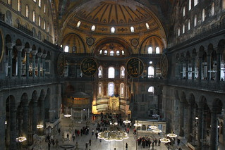 Hagia Sophia Central Hall | by Adeel Anwer