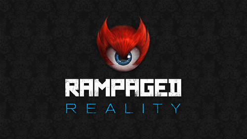 Updated Rampaged Reality Wallpaper