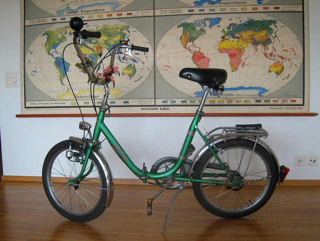 1981 Berna-Rad 3-Speed Folding Bicycle 1
