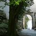 Roštejn – vstup do hradu, foto: Petr Nejedlý