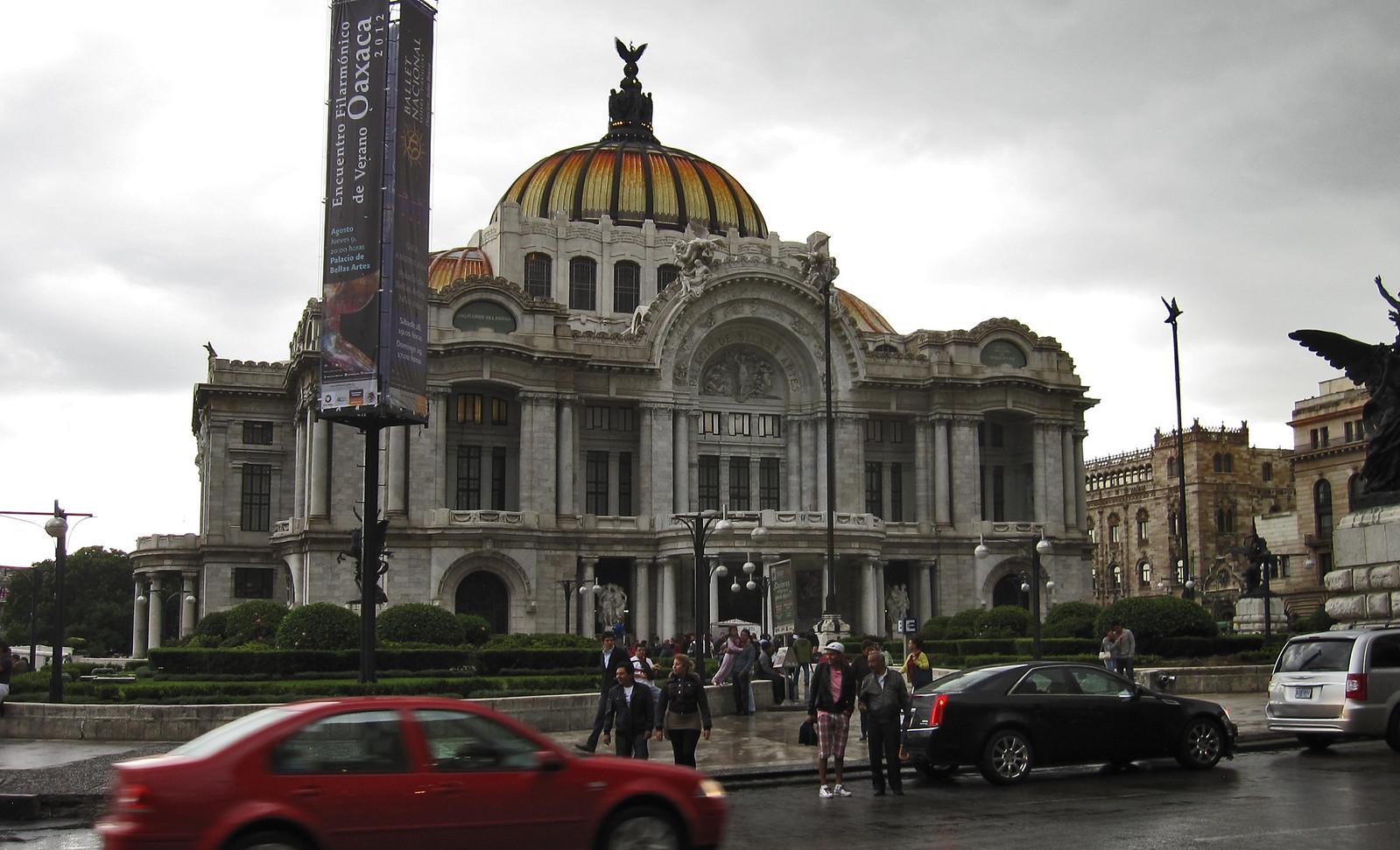Ciudad de Mexico 541