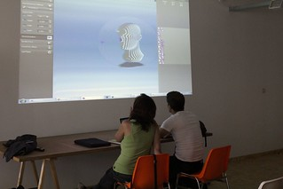 Fablab - Summer workshop 2012 | by iMAL.org