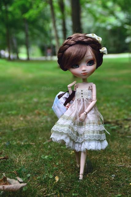Alexis | Pullip Blanche Full Custom