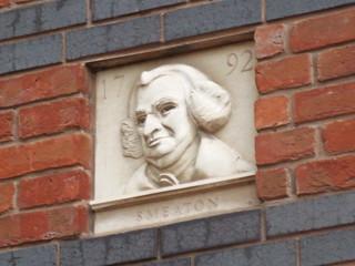 ICC Energy Centre - sculpture - Smeaton - 1792