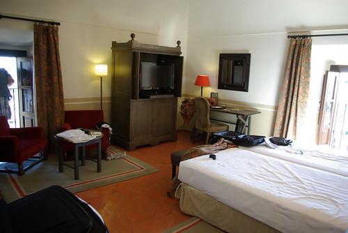 Oropesa Parador room