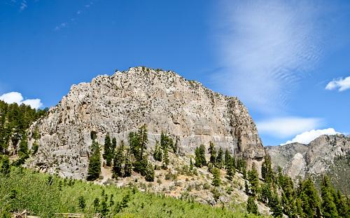 mountain rock mt geocaching cathedral hiking nevada charleston googleearth chute avalanche lasvegasvacation 93793499n00