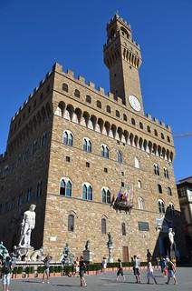 Piazza della Signoria and Palazzo Vecchio (5) | by Prof. Mortel