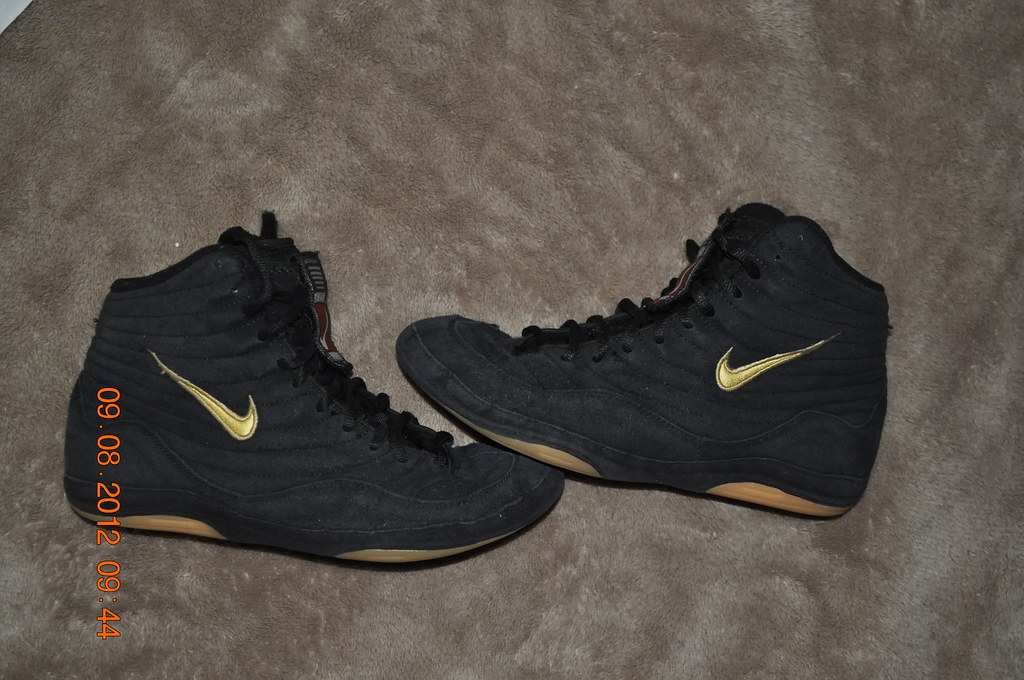 Gold and Black OG Inflicts
